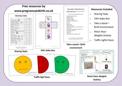 Free resources Bundle (zip file containing pdf file)