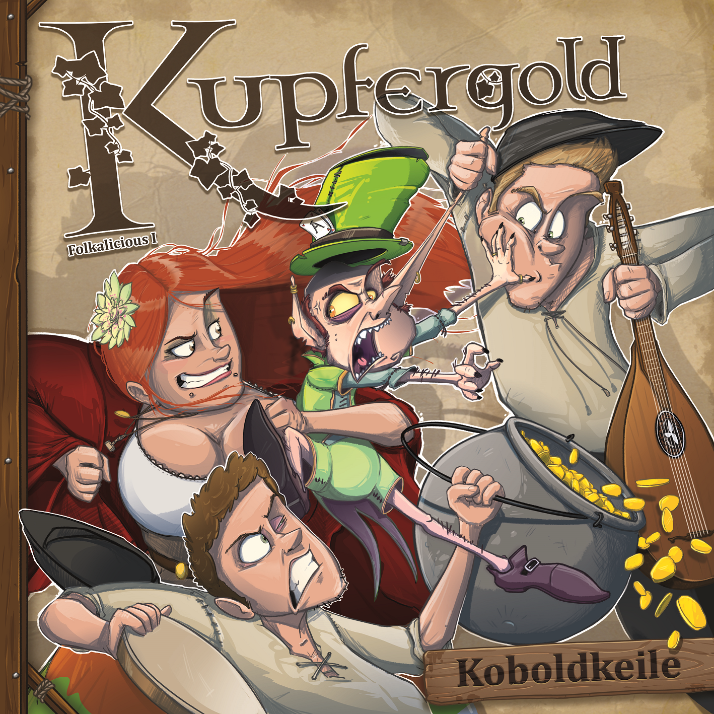 Koboldkeile CD (inkl. Digital Download)