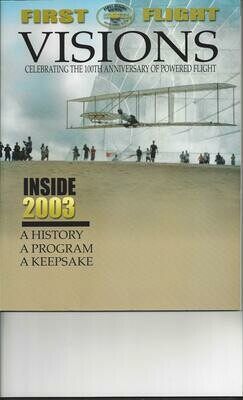 Wright Brothers Centennial Program