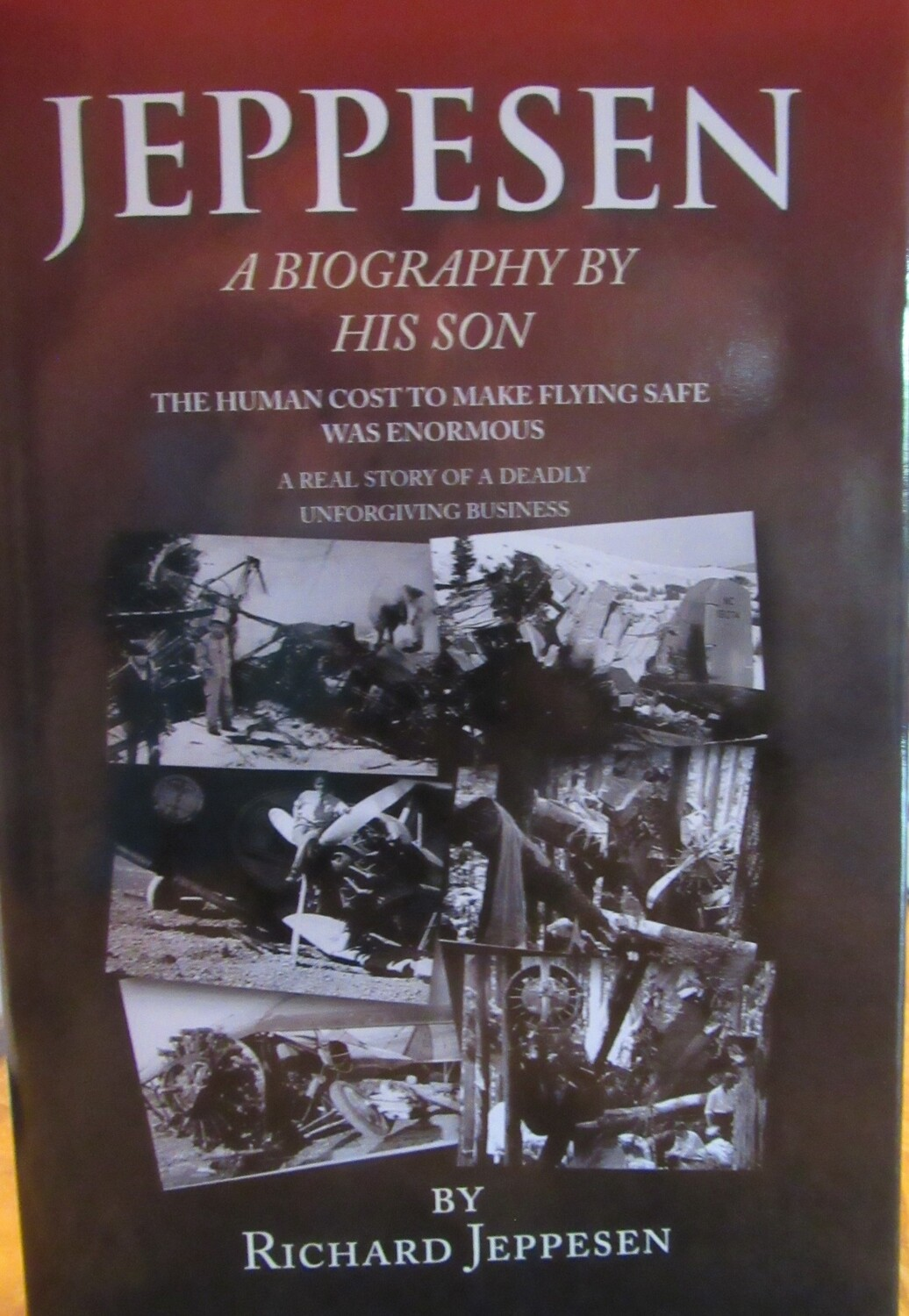 Biography - Elrey B. Jeppesen