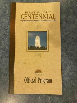 First Flight Centennial Official Program