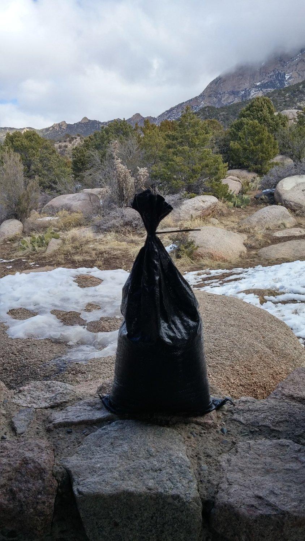 "10-pack 4-year HD polypropylene sandbags, empty, 14.5""x26"" @ 1.75 each"
