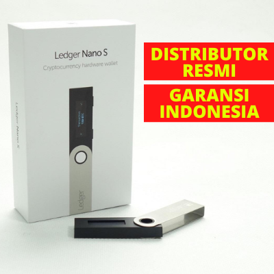 Ledger Nano S - Hardware Cold Wallet