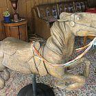 Carousel Horse - Artist; Muller