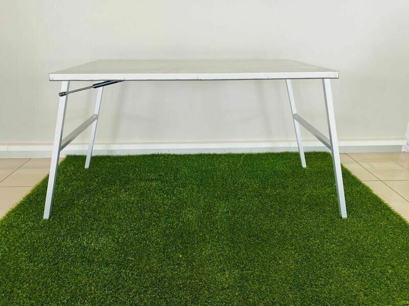 Foldable Aluminium Table