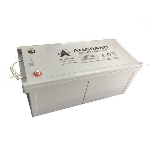 250Ah GEL-VRLA Allgrand Battery