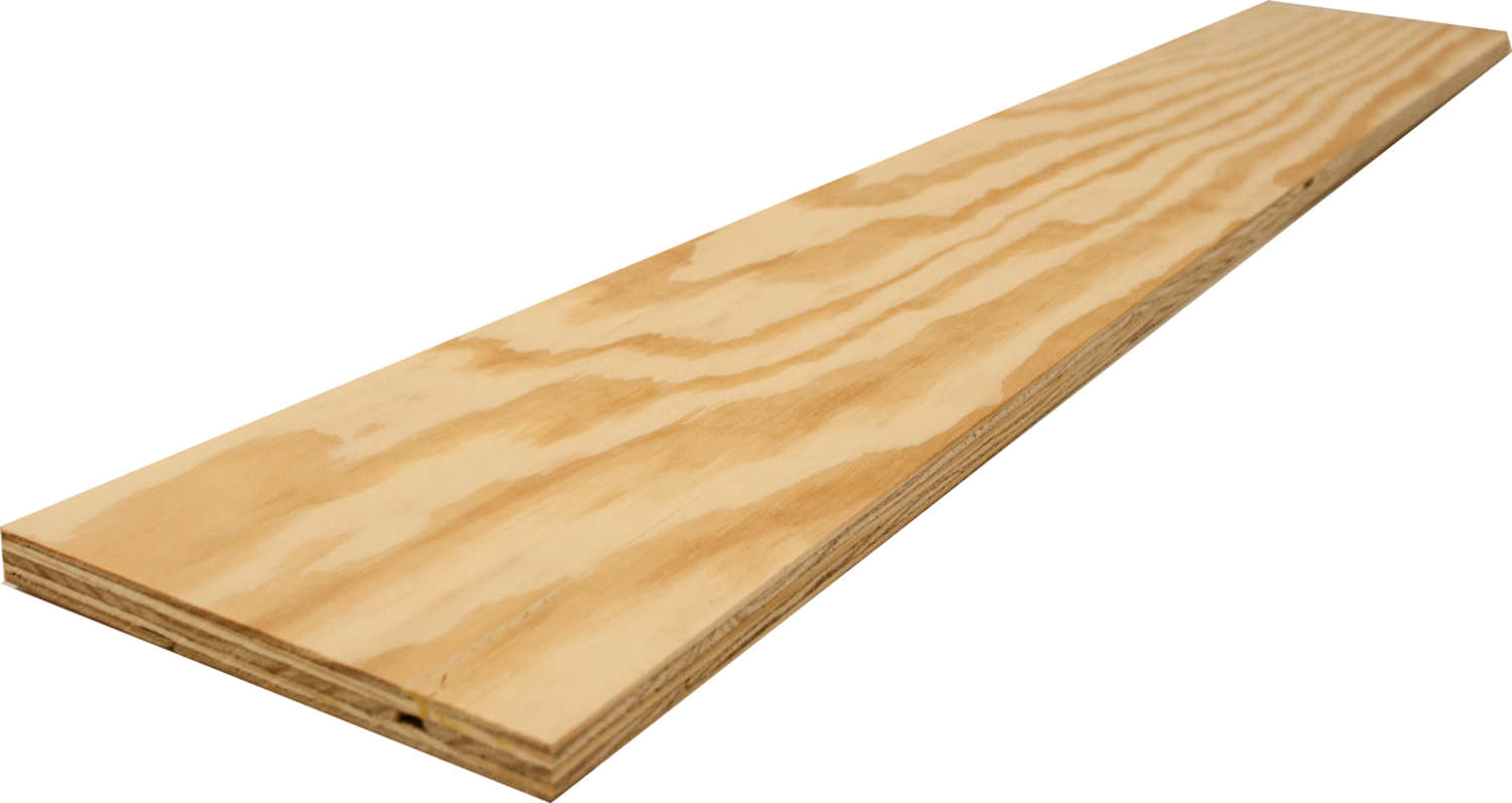 """3/4"""" Risers in Plywood - In a Variety of Lengths"""
