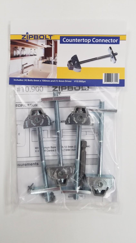 Zipbolt UT Drawbolt (10.900) 4 Pack