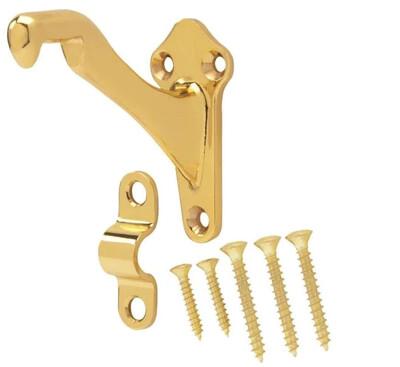 Handrail Bracket Brass
