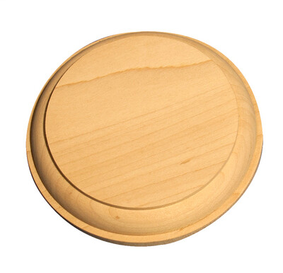 7017 Maple Round Wall Rosette