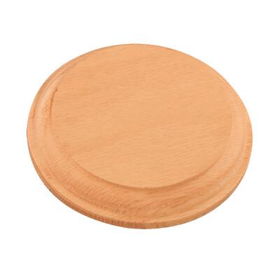 7017 Red Oak Round Rosette