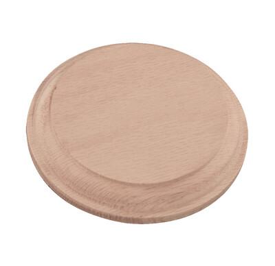 7017 White Oak Round Rosette