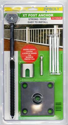 Zipbolt XT Exterior Post Anchor (17.800)