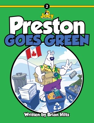 Preston Goes Green Book