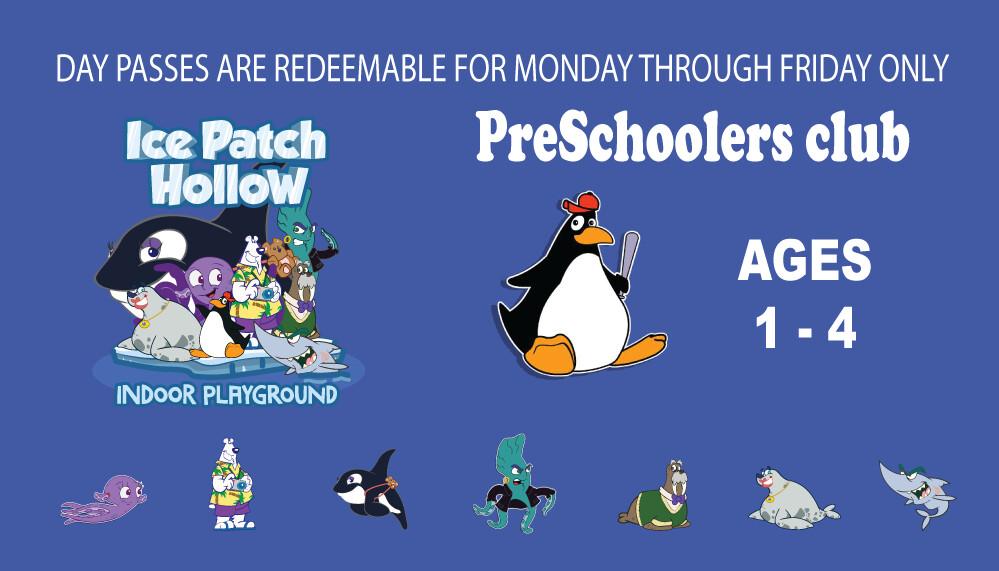 PreSchooler Pass (10 visit)