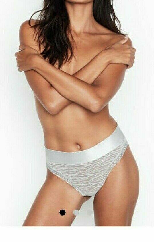 Victoria's Secret Lacie High Leg Cheeky