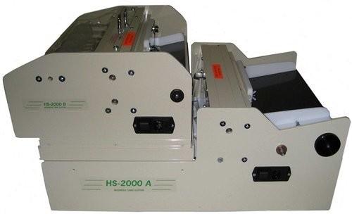 Sun Enterprises HS-2000AB Automatic Business Card Slitter