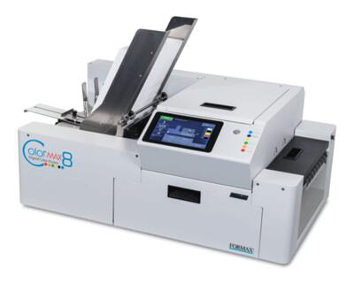 Formax ColorMax 8 Ink Based Digital Color Printer