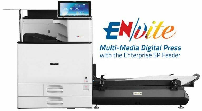 Xante EnVite Multi-Media Digital Press