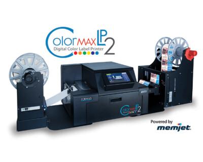 Formax ColorMax LP2 Digital Color Label Printer