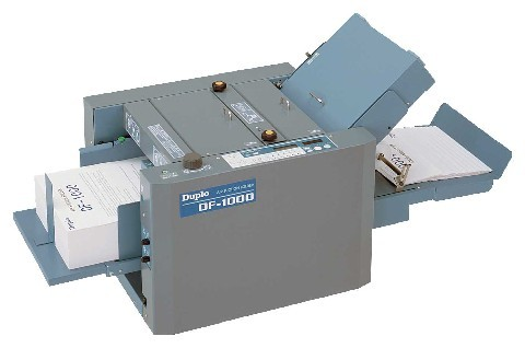 Duplo DF-1000 Folder