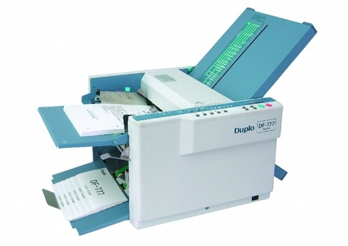 Duplo DF-777 Automatic Folder