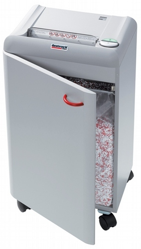 MBM 2404 Deskside Shredder - Strip-Cut/Cross-cut