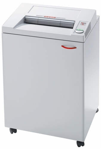MBM 3804 Centralized Office Shredder - Strip-Cut/Cross-Cut