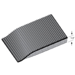Rhino Static Dissipative Corrugated™ Anti-Fatigue Mats