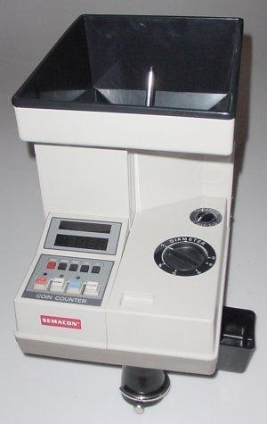 Semacon S-140 Coin Counter