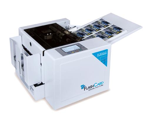 Formax FlashCard Business Card Cutter