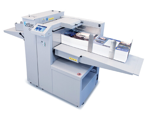 Formax Atlas C150 High-Speed Automatic Creaser Perforator