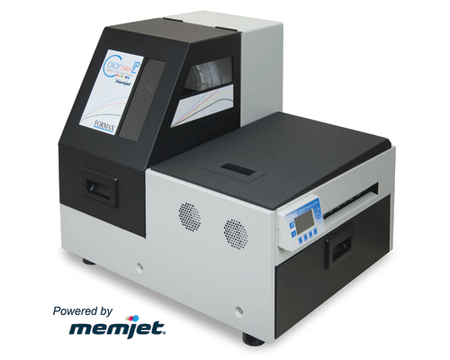 Formax ColorMax LP Digital Color Label Printer