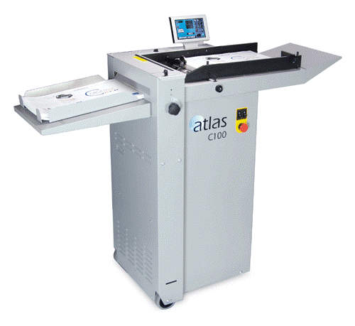 Formax Atlas C100 High-Speed Automatic Creaser