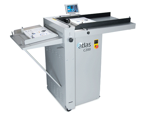 Formax Atlas C200 High-Speed Automatic Creaser