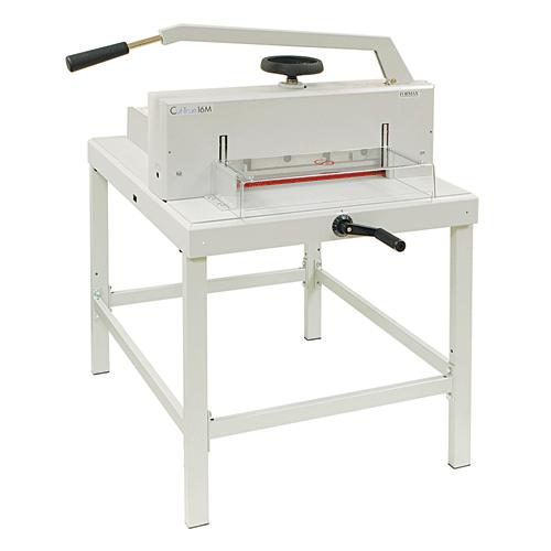 Formax Cut-True 16M Manual Guillotine Cutter