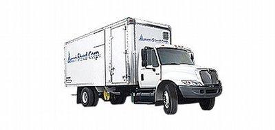 AMS - Paper Shredding Truck - Full Size
