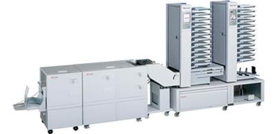 Standard SPF-P9/FC-P9 Bookletmaker
