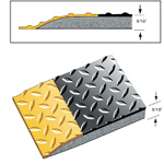 Rhino Diamond Plate™ Anti-Fatigue Mats