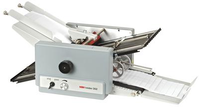MBM 352F Folder