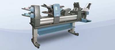 Secap SI5400 Folding & Inserting System