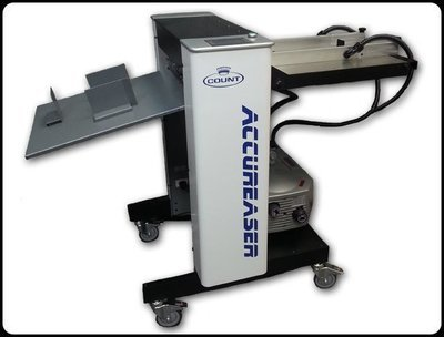 Count Accucreaser Air Creasing Machine