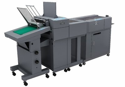 Duplo Integrated Folding System