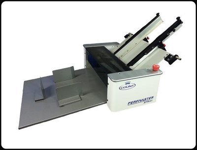 Count Perfmaster Sprint Perforating and Scoring Machine
