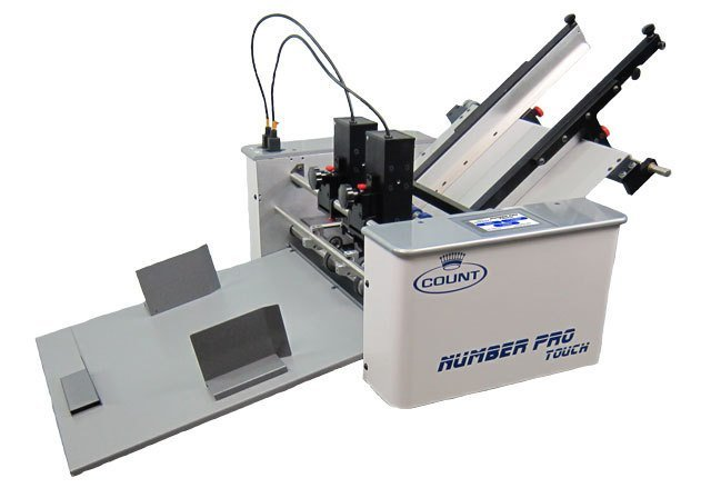 Count Number Pro Numbering Machine