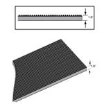 Rhino Static Dissipative Corrugated Runner