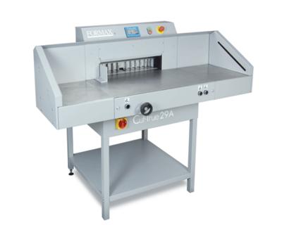 Formax Cut-True 29A Automatic Electric Guillotine Cutter