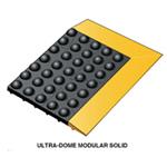 Rhino ULTRA-DOME® Modular Rubber Drain Thru Mat