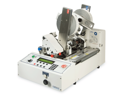 Formax FD 282 Double Head Edge Tabbing System