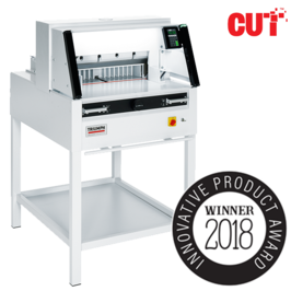 MBM Triumph 5260 Automatic Programmable Cutter with VRCut